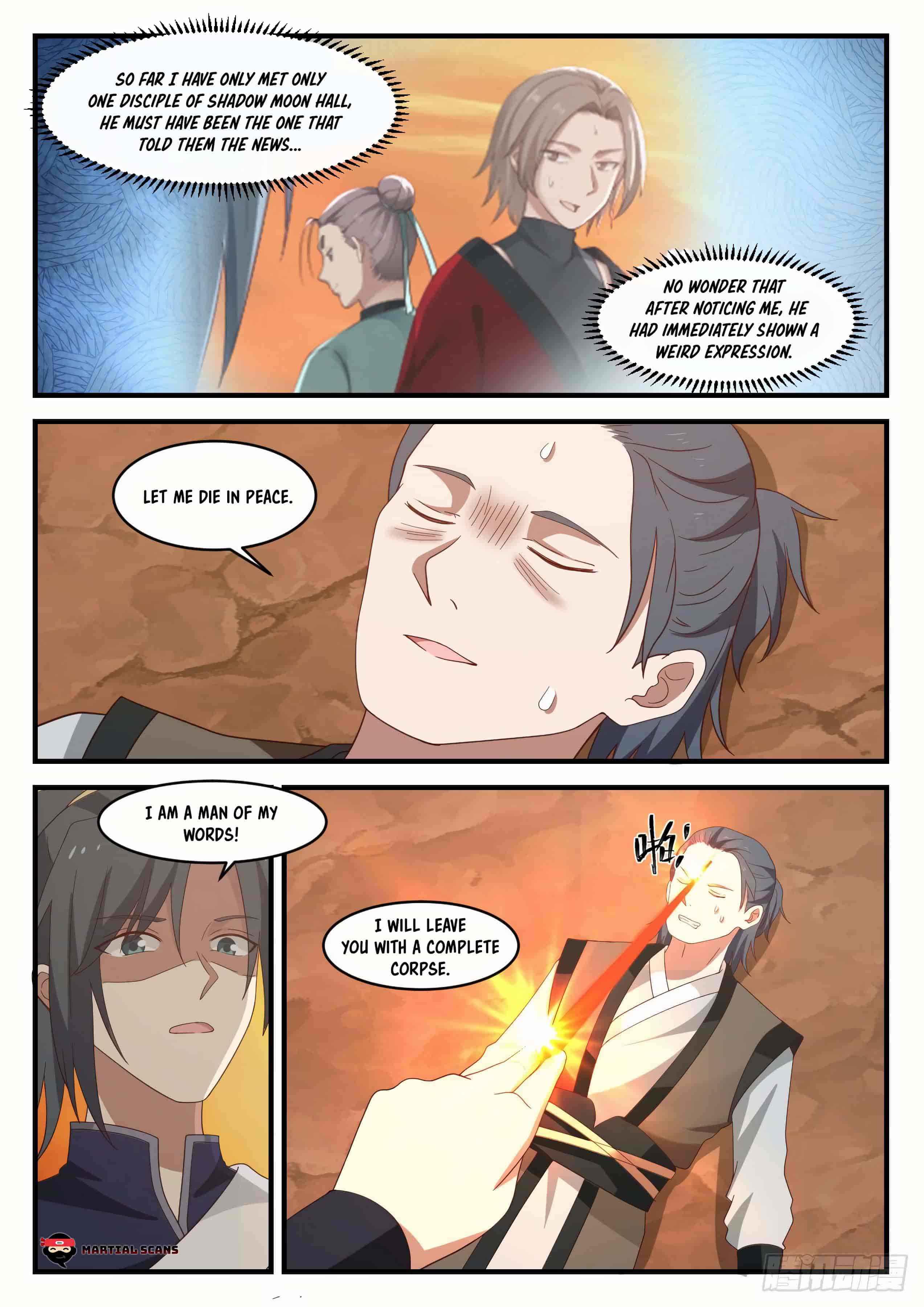 Martial Peak - chapter 1082-eng-li