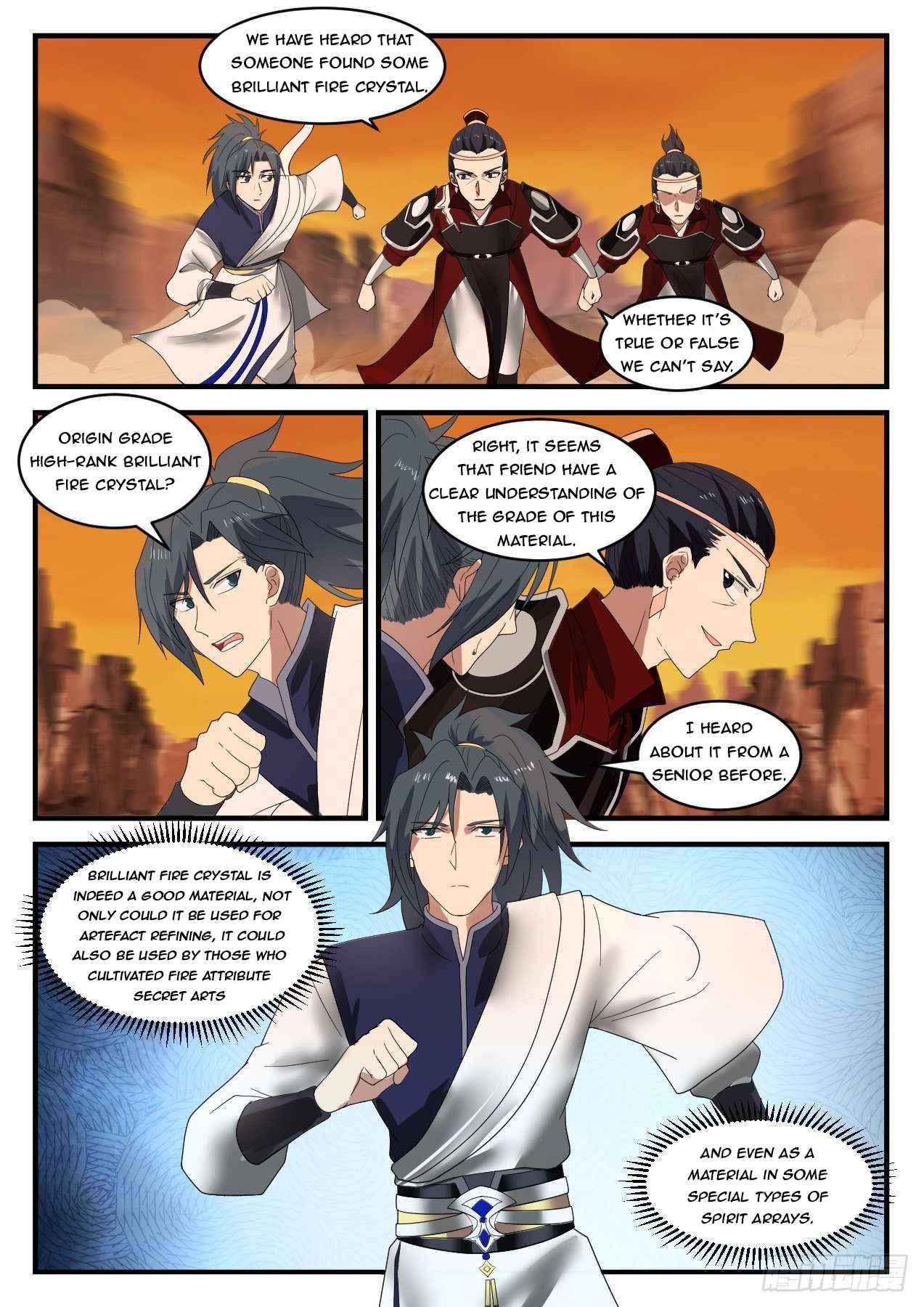Martial Peak - chapter 1085-eng-li