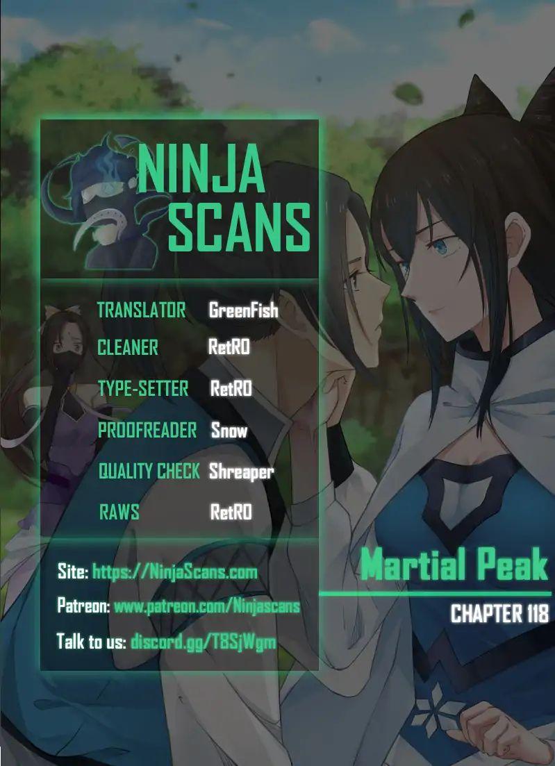 Martial Peak - chapter 118-eng-li