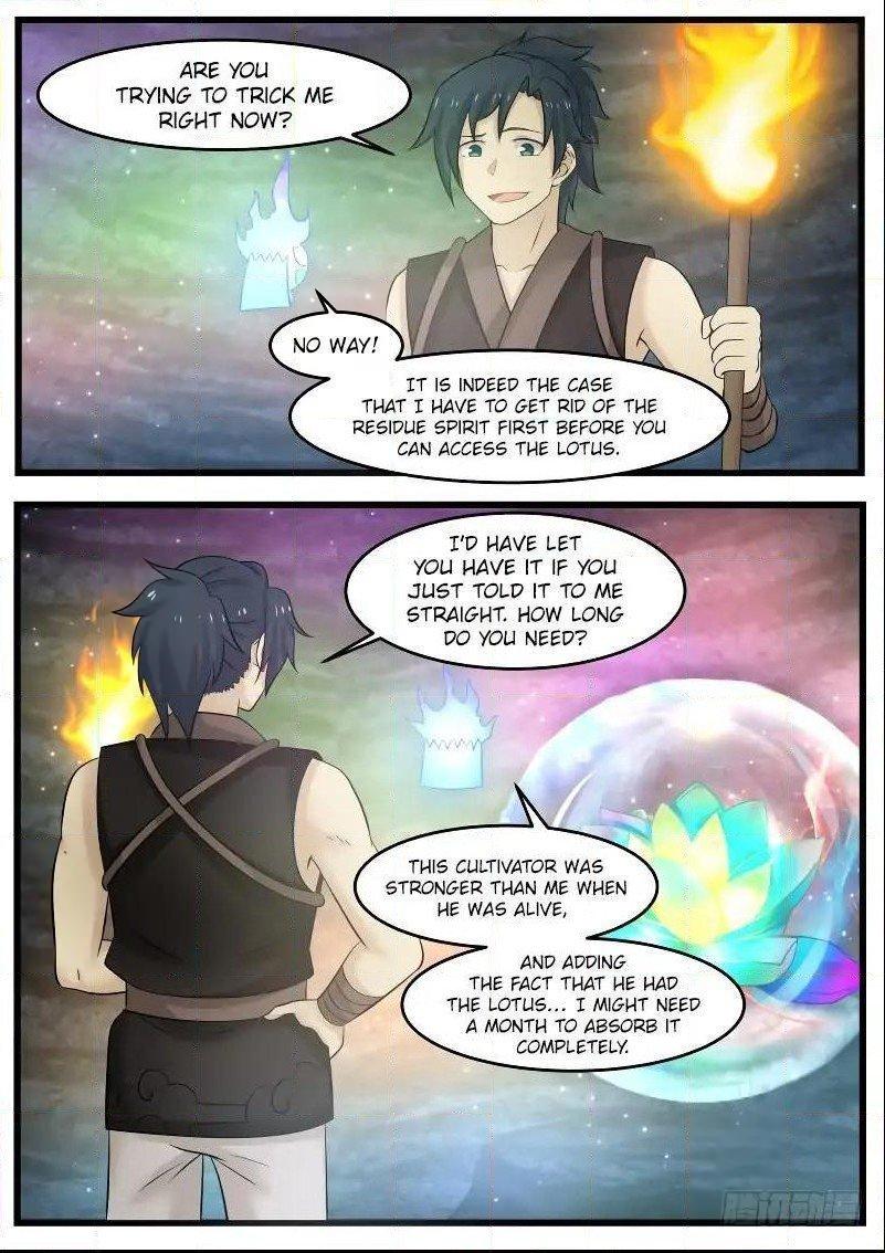Martial Peak - chapter 120-eng-li