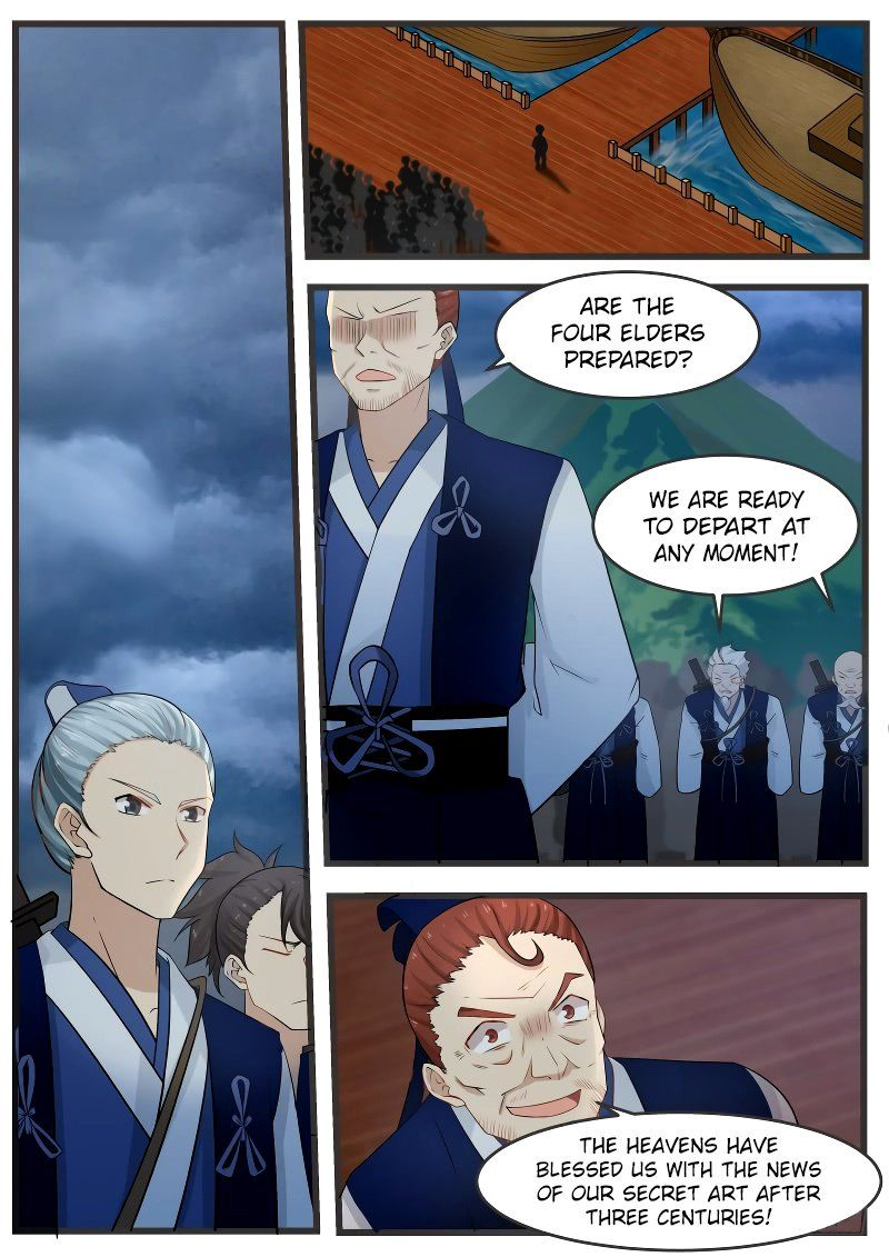 Martial Peak - chapter 123.framing.another.party-eng-li