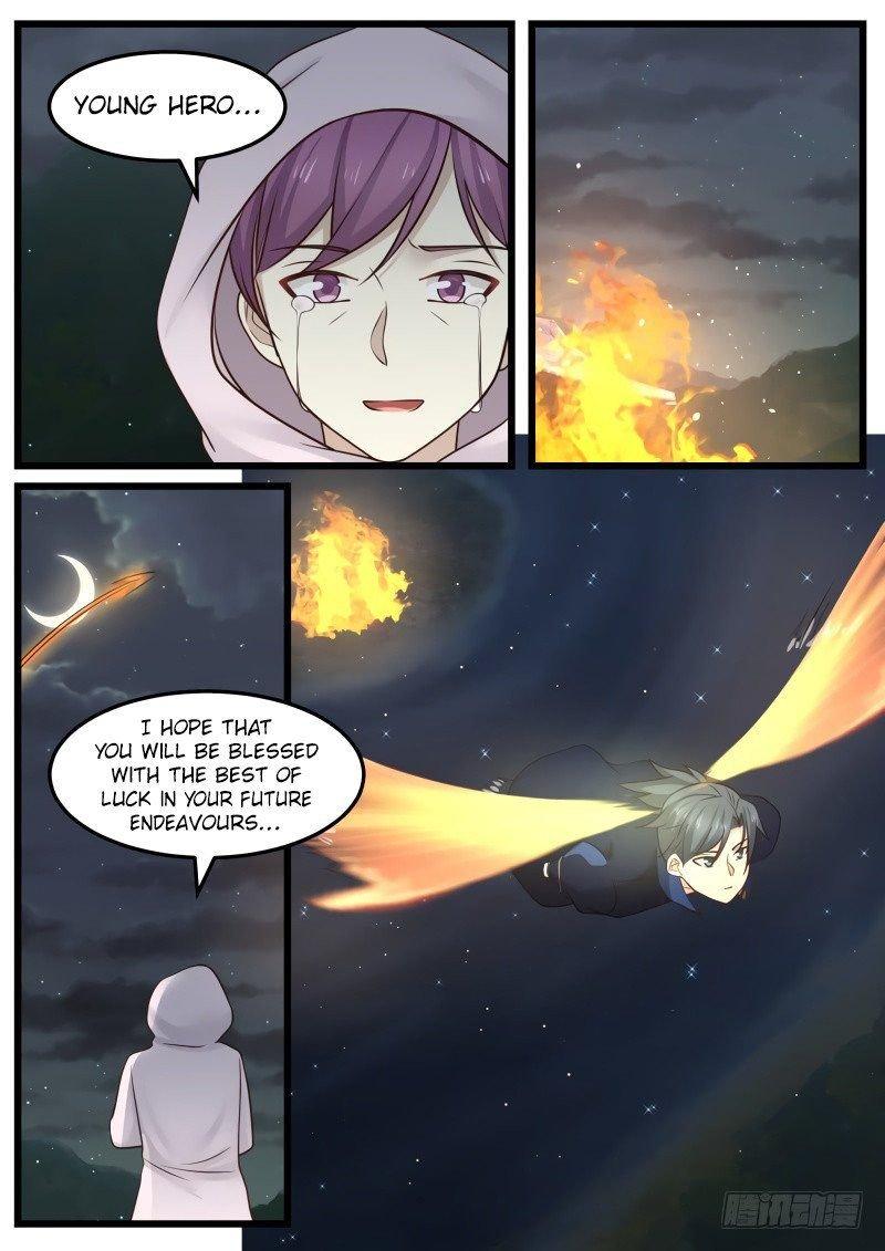 Martial Peak - chapter 128.funeral-eng-li