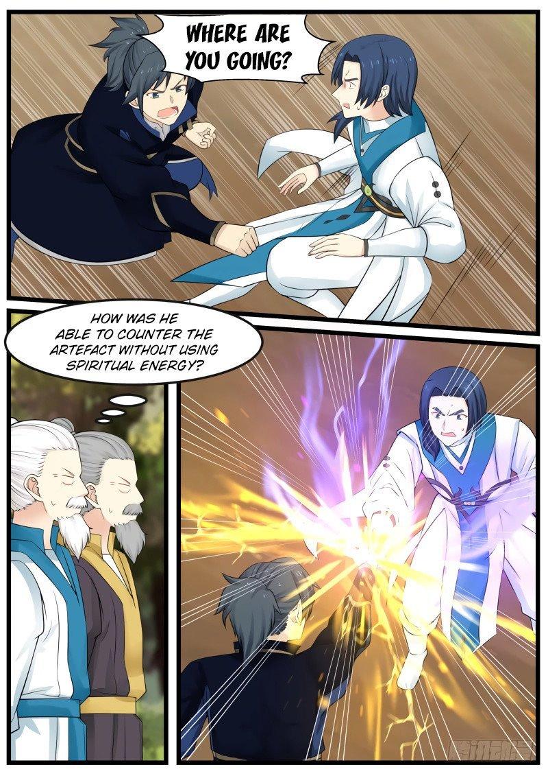 Martial Peak - chapter 136-eng-li
