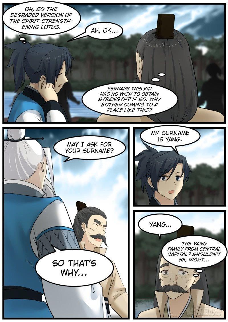 Martial Peak - chapter 145-eng-li