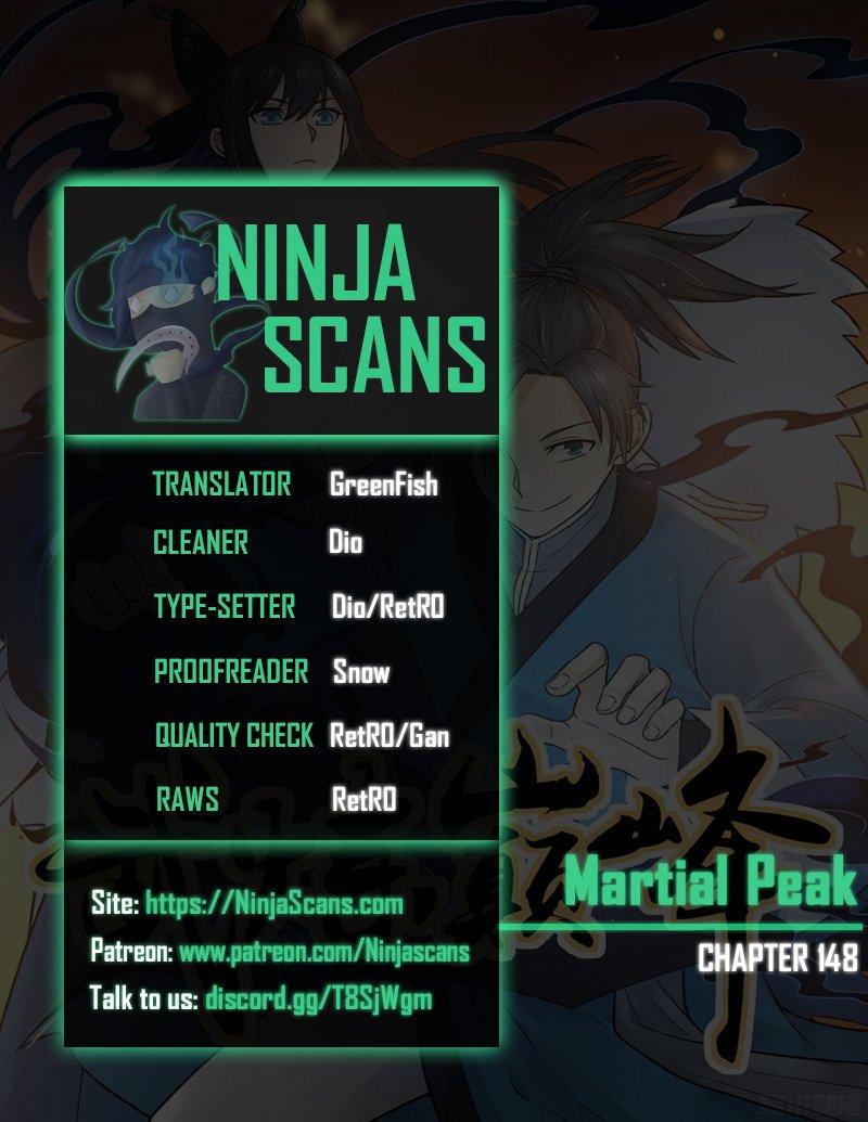 Martial Peak - chapter 148-eng-li