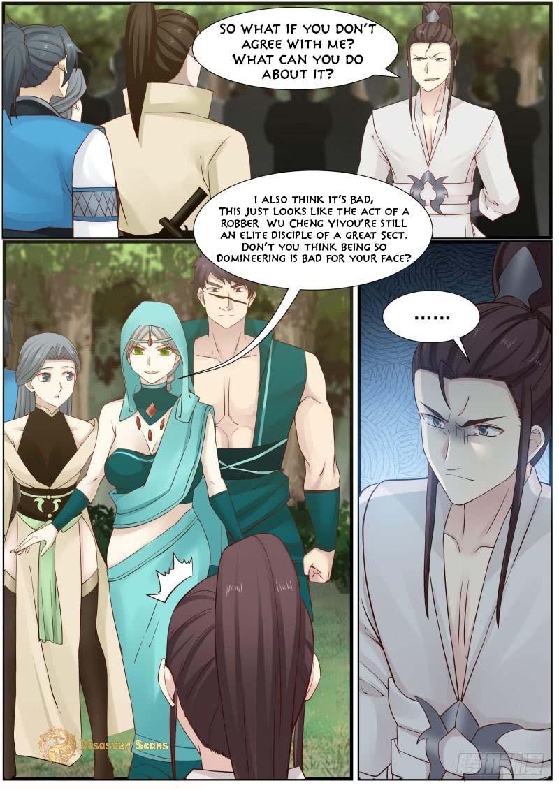 Martial Peak - chapter 158-eng-li