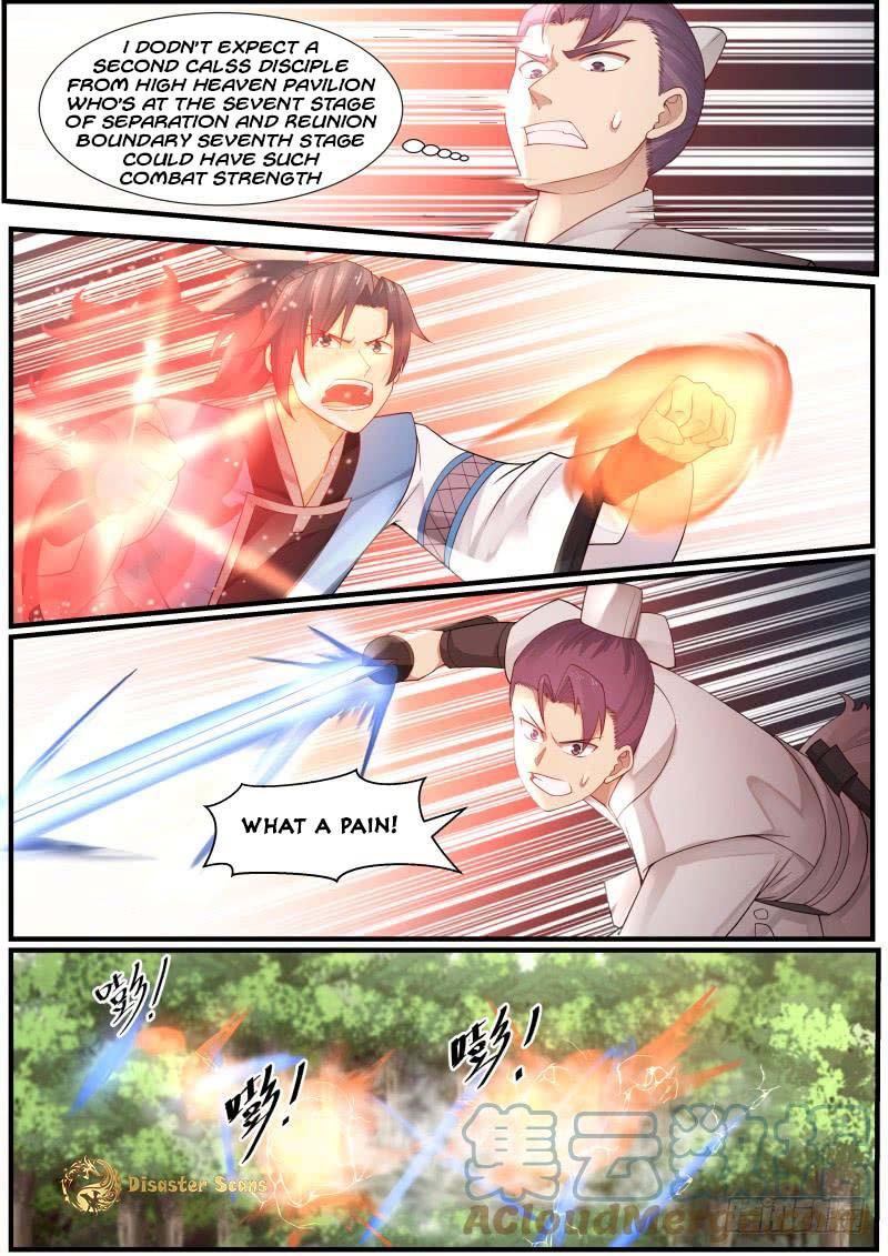 Martial Peak - chapter 160-eng-li