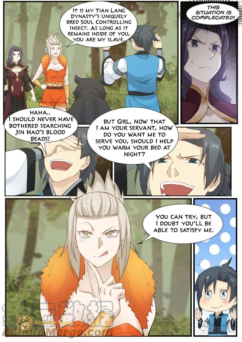 Martial Peak - chapter 167-eng-li