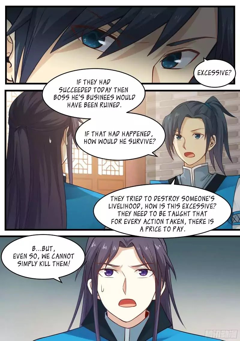 Martial Peak - chapter 17-eng-li