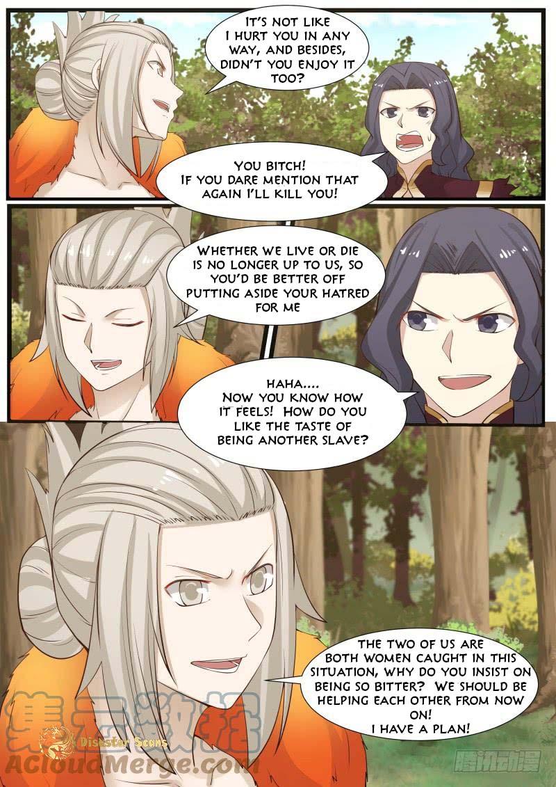 Martial Peak - chapter 170-eng-li