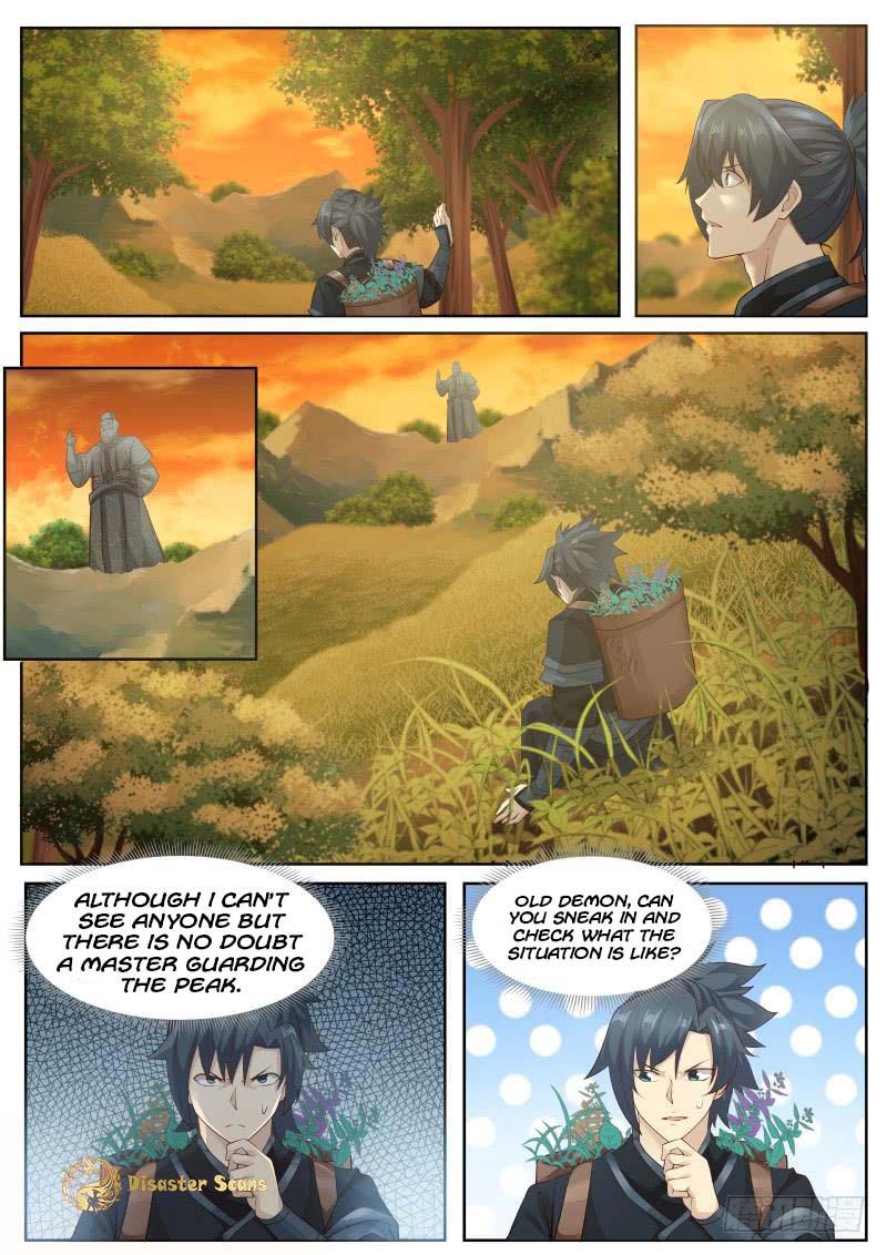 Martial Peak - chapter 214-eng-li
