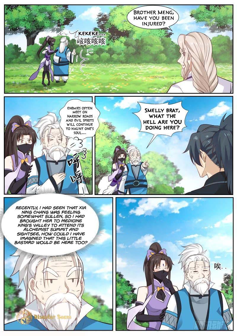 Martial Peak - chapter 217-eng-li