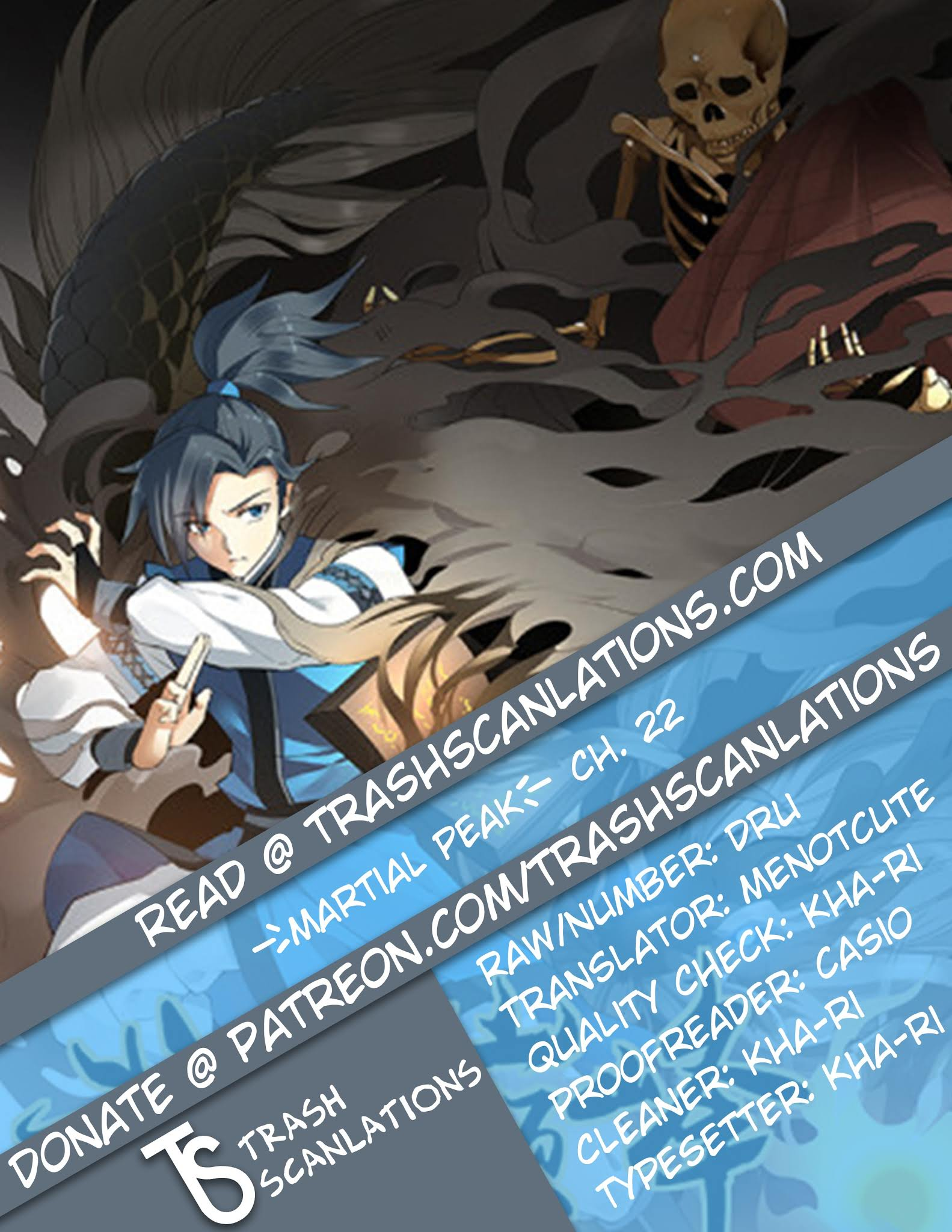 Martial Peak - chapter 22-eng-li