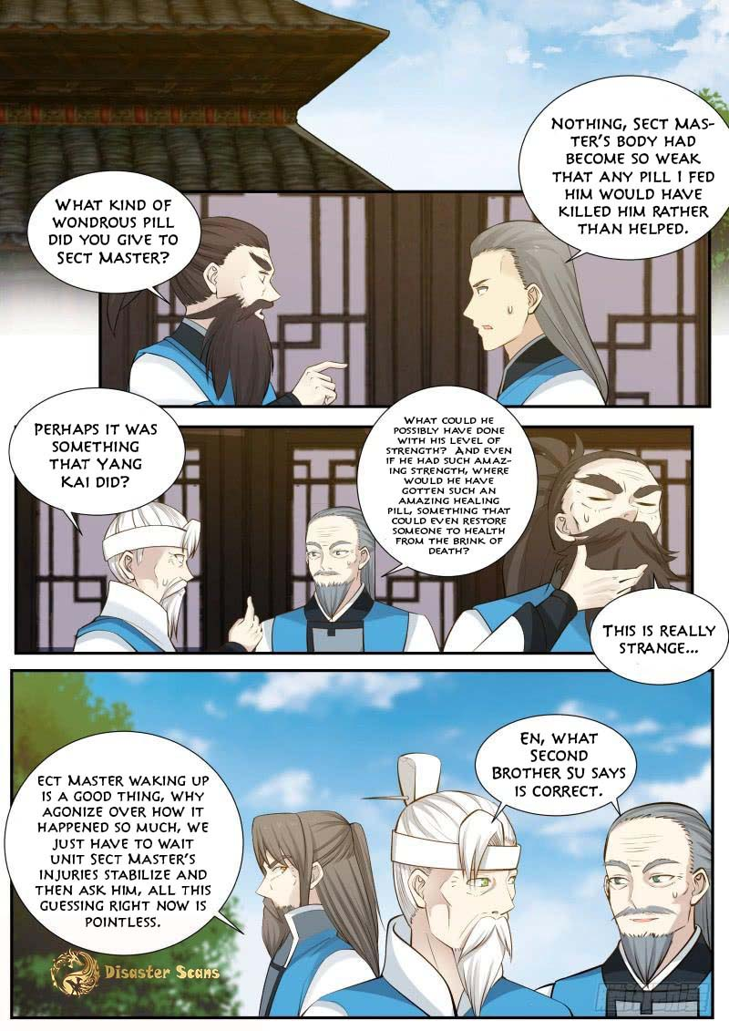 Martial Peak - chapter 229-eng-li