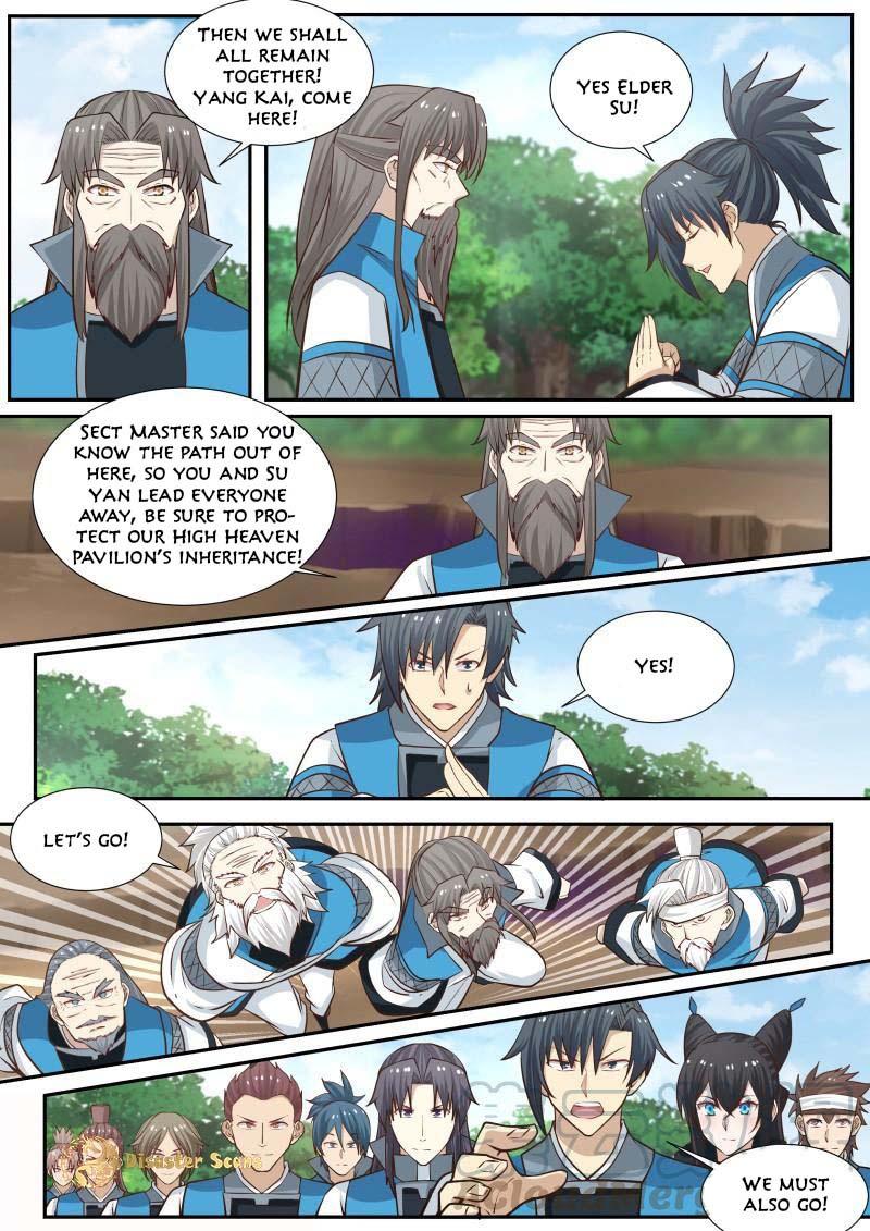 Martial Peak - chapter 234-eng-li