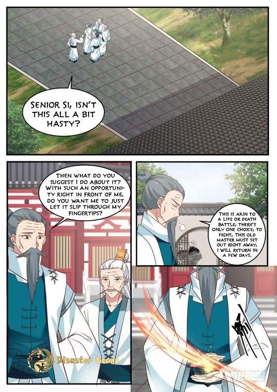 Martial Peak - chapter 317-eng-li