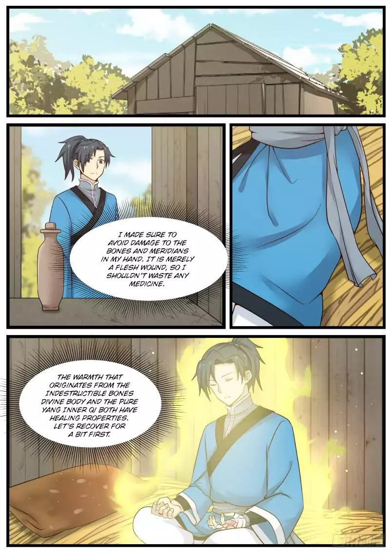 Martial Peak - chapter 33-eng-li