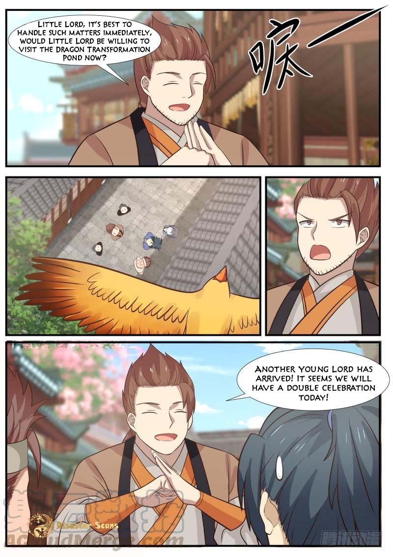 Martial Peak - chapter 330-eng-li