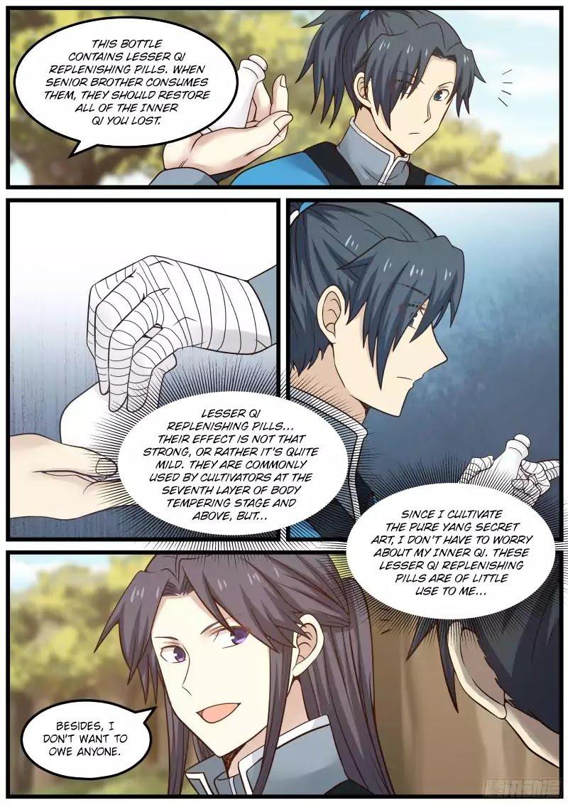 Martial Peak - chapter 34-eng-li