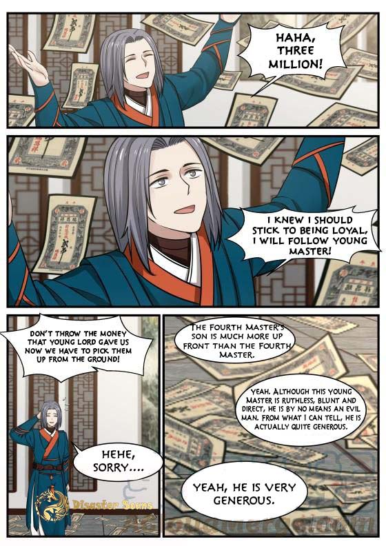 Martial Peak - chapter 341-eng-li