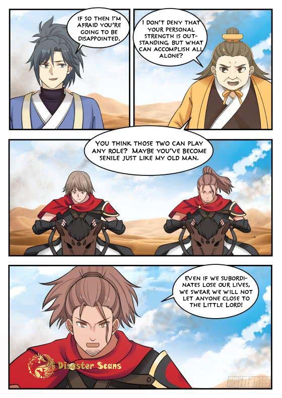 Martial Peak - chapter 362-eng-li