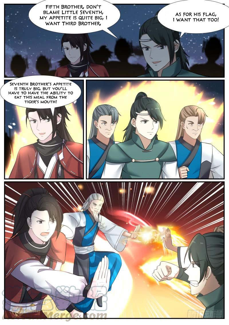 Martial Peak - chapter 372-eng-li