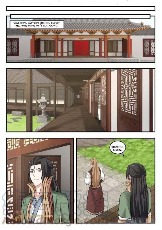 Martial Peak - chapter 388-eng-li