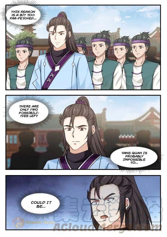 Martial Peak - chapter 392-eng-li