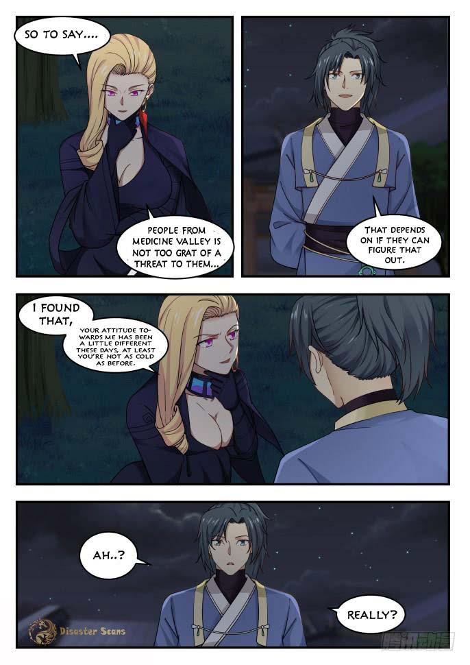Martial Peak - chapter 396-eng-li