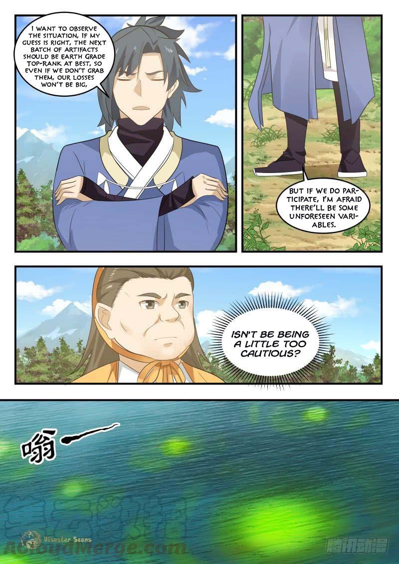 Martial Peak - chapter 409-eng-li