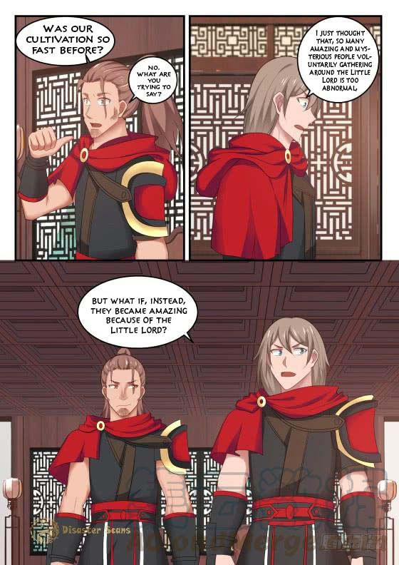Martial Peak - chapter 420-eng-li