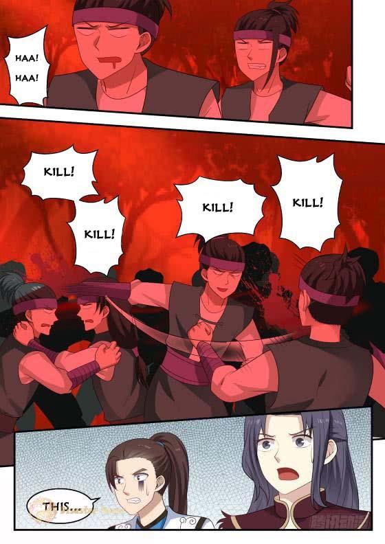 Martial Peak - chapter 423-eng-li