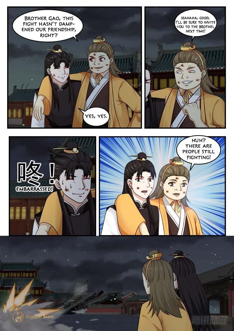 Martial Peak - chapter 437-eng-li