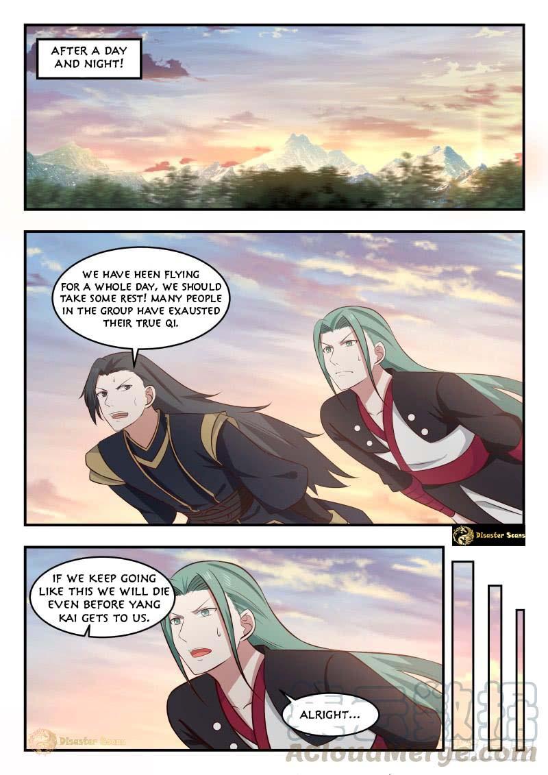 Martial Peak - chapter 464-eng-li