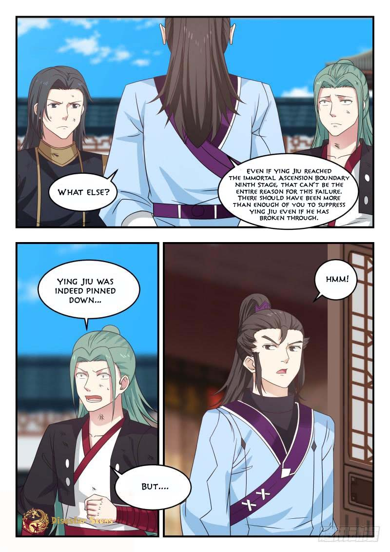 Martial Peak - chapter 467-eng-li