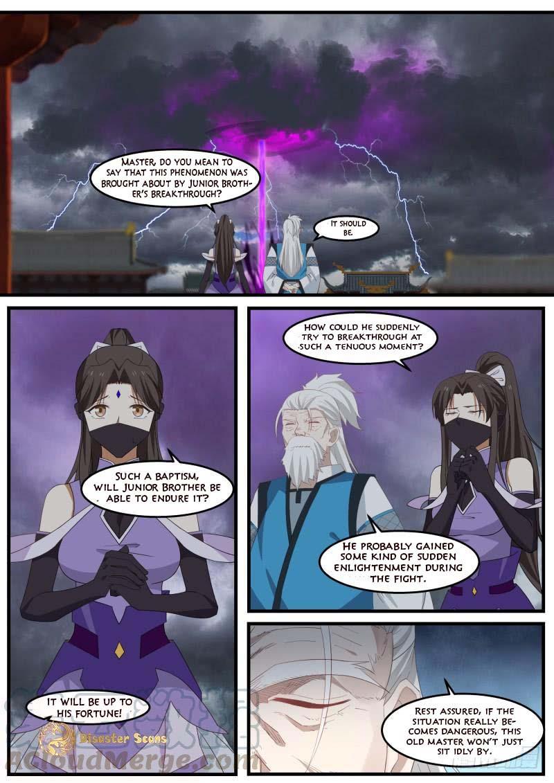Martial Peak - chapter 472-eng-li