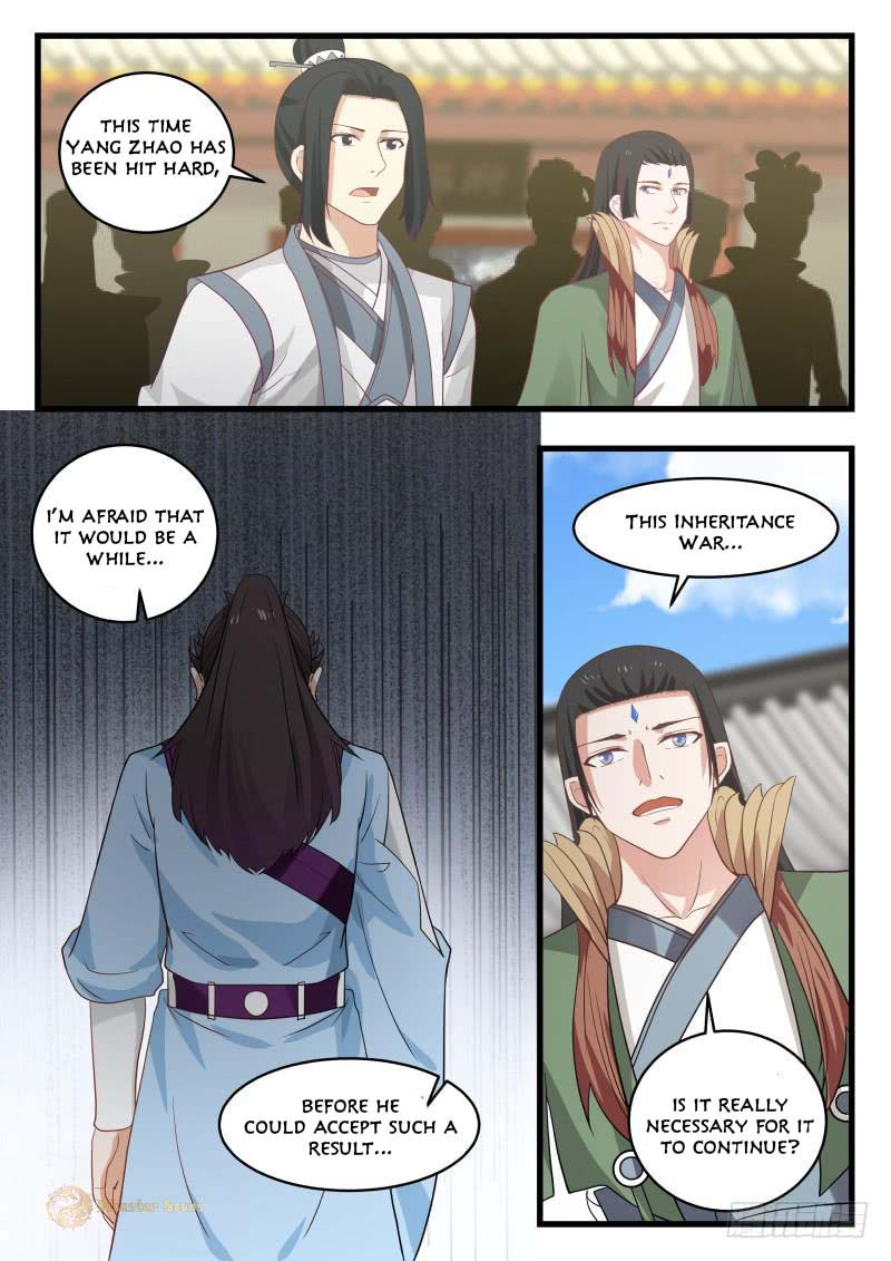 Martial Peak - chapter 480-eng-li