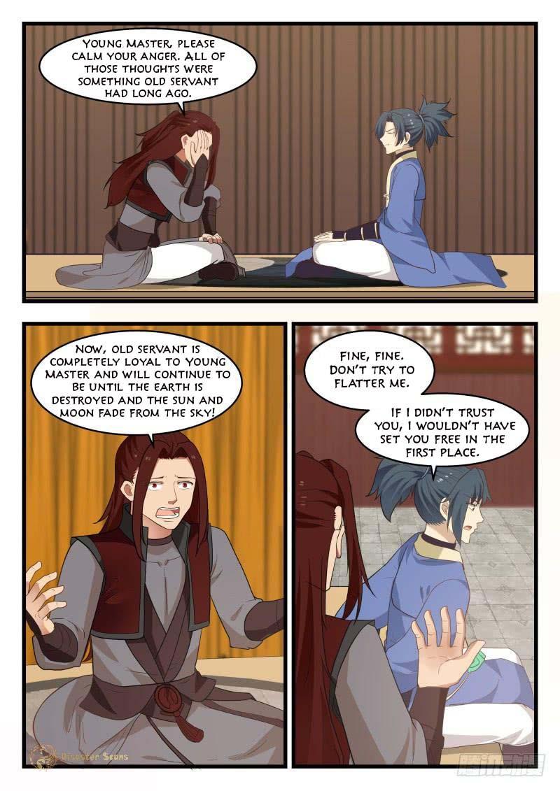 Martial Peak - chapter 489-eng-li