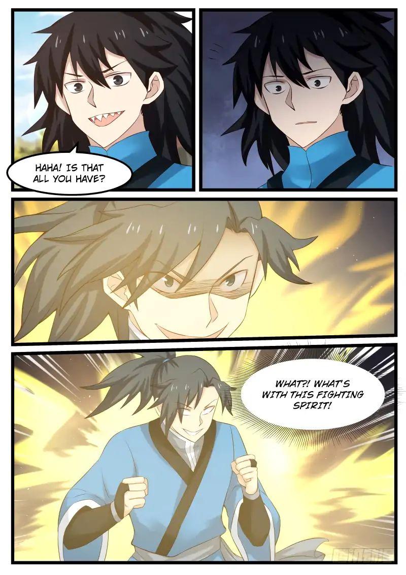 Martial Peak - chapter 51-eng-li