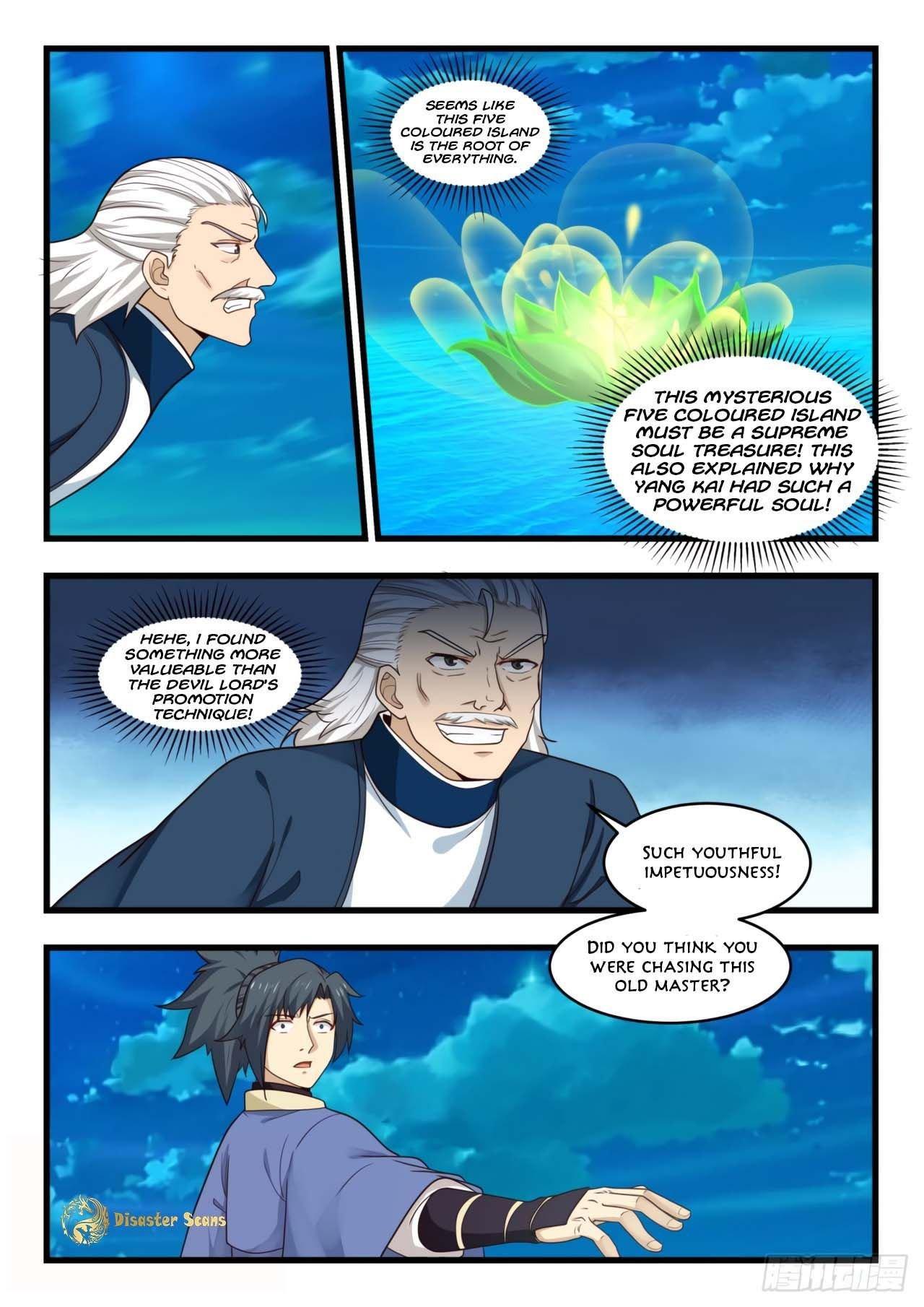 Martial Peak - chapter 511-eng-li