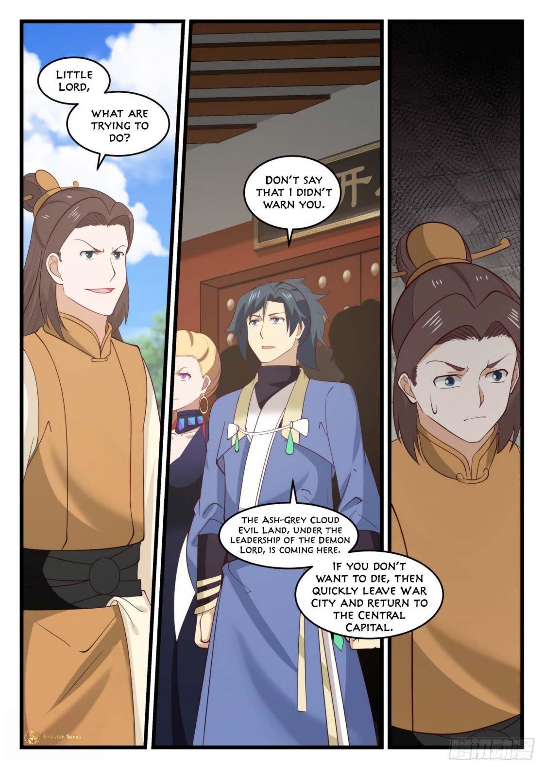 Martial Peak - chapter 521-eng-li