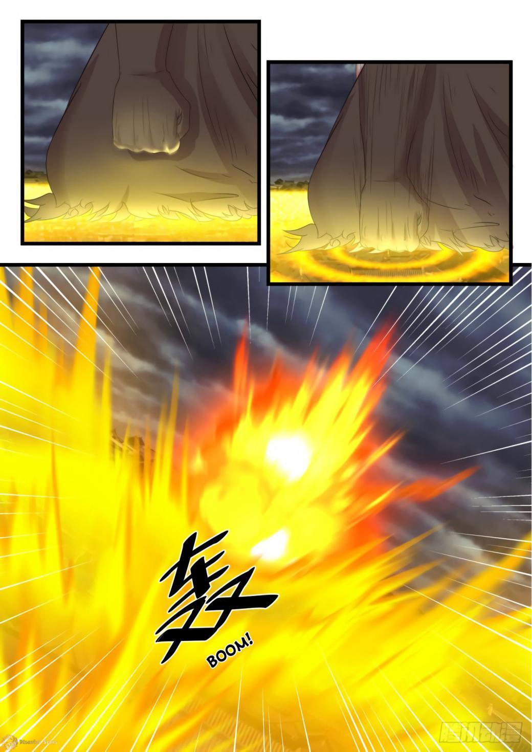 Martial Peak - chapter 530-eng-li