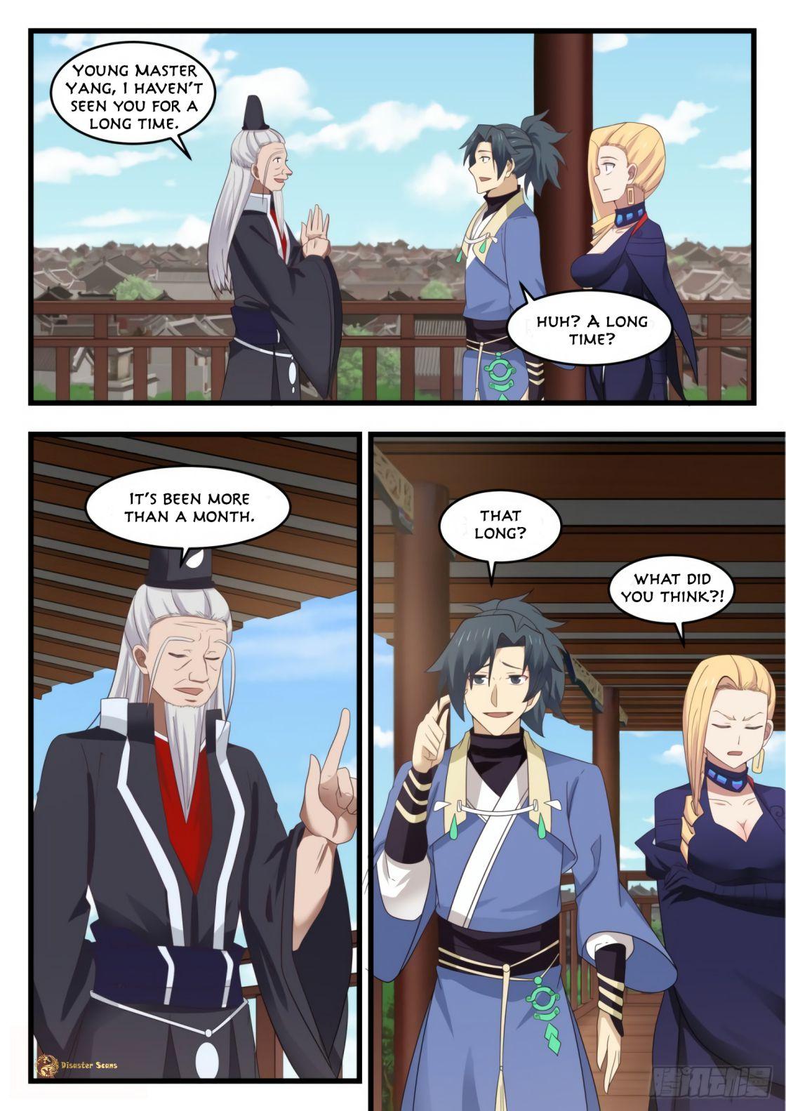 Martial Peak - chapter 534-eng-li