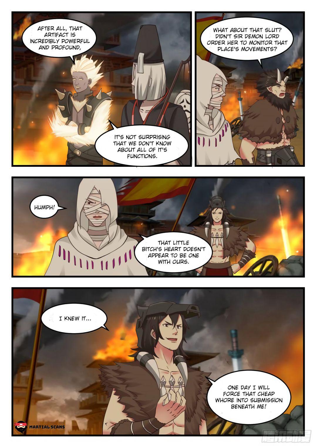 Martial Peak - chapter 544-eng-li