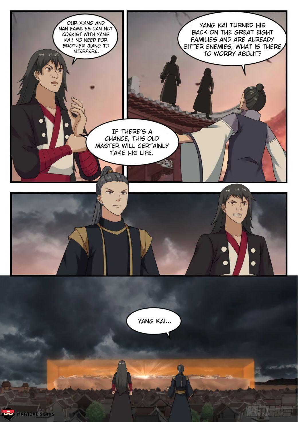 Martial Peak - chapter 545-eng-li