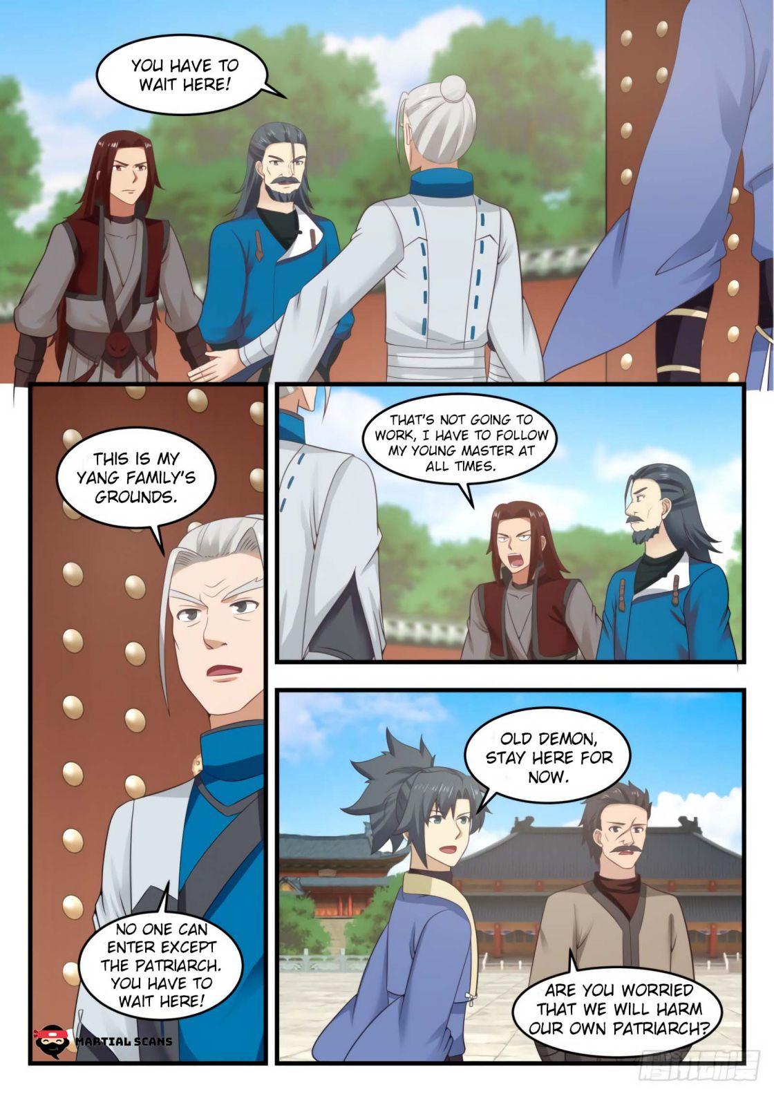 Martial Peak - chapter 552-eng-li