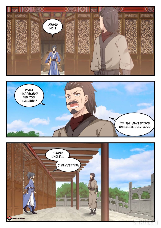 Martial Peak - chapter 555-eng-li