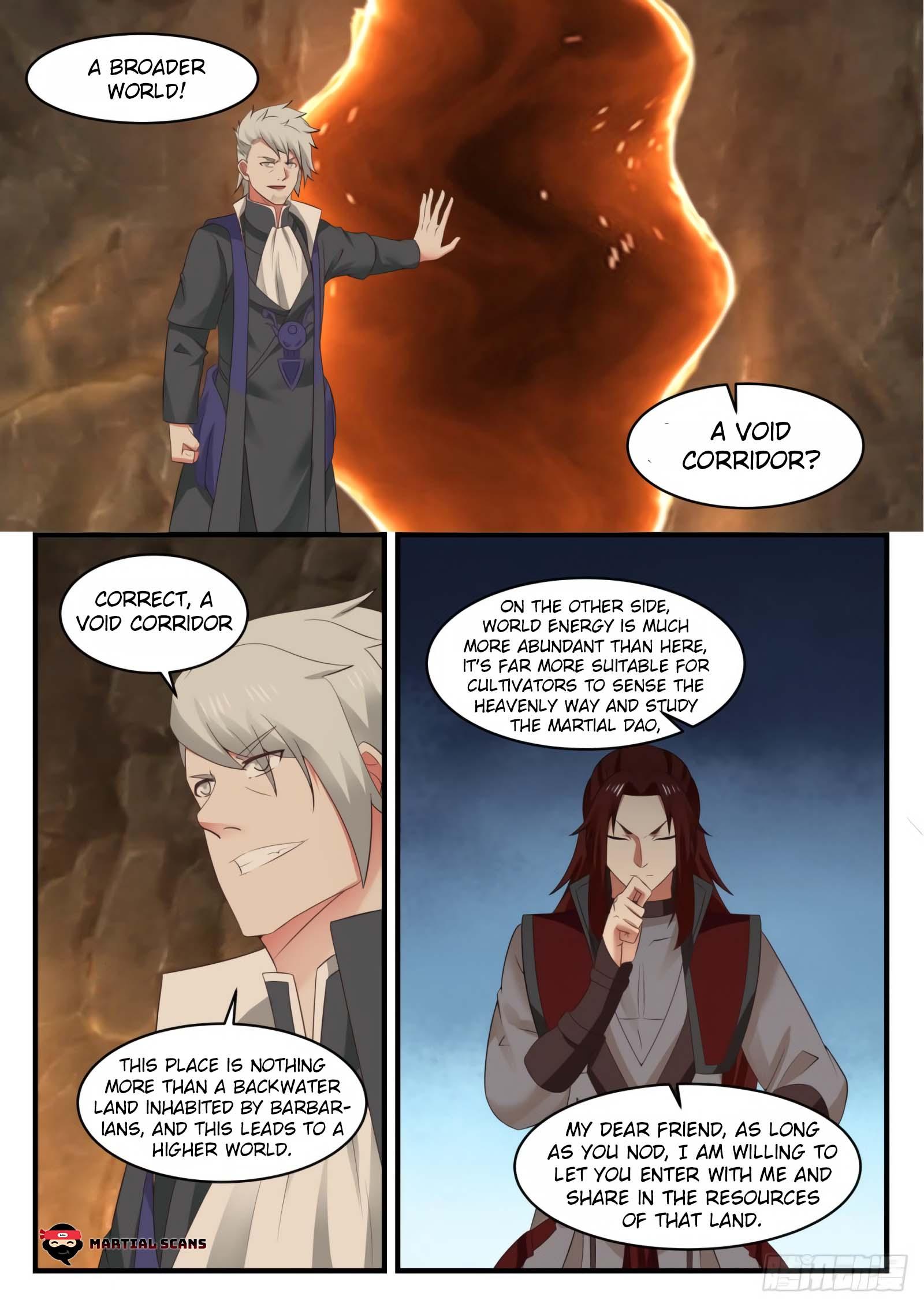 Martial Peak - chapter 561-eng-li
