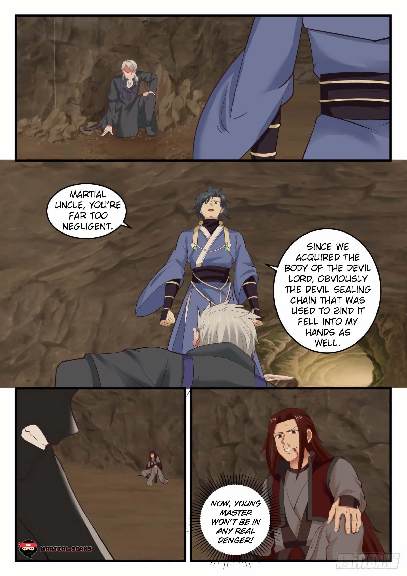 Martial Peak - chapter 563-eng-li