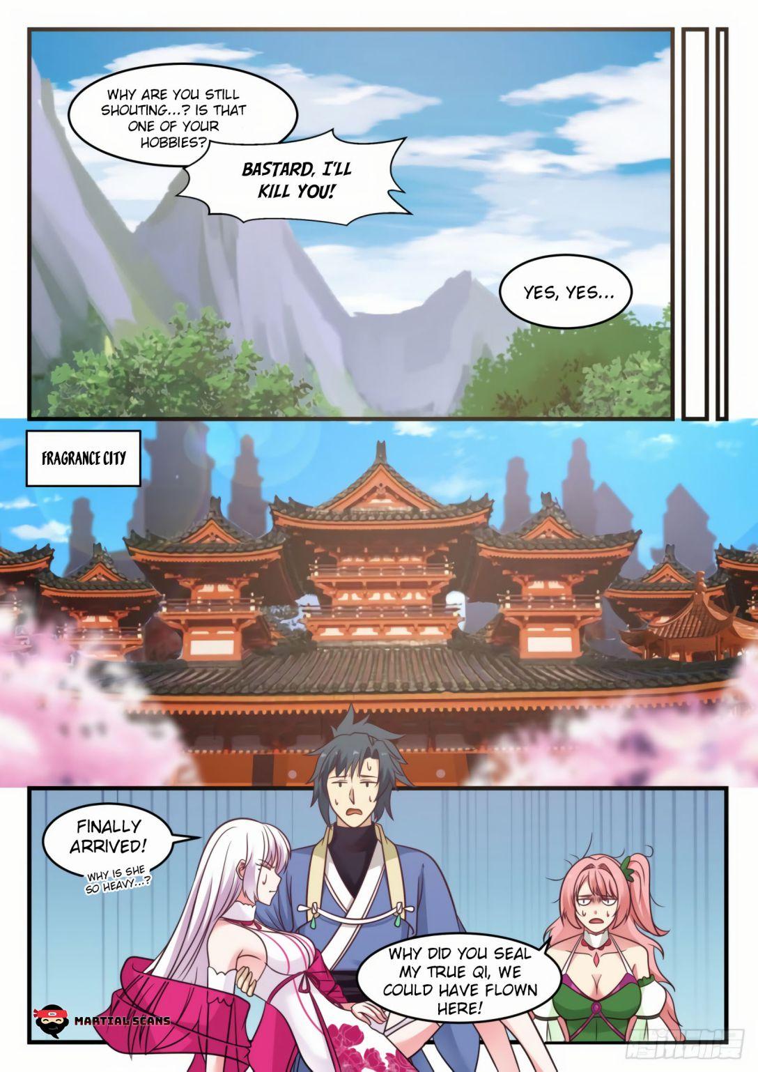 Martial Peak - chapter 570-eng-li